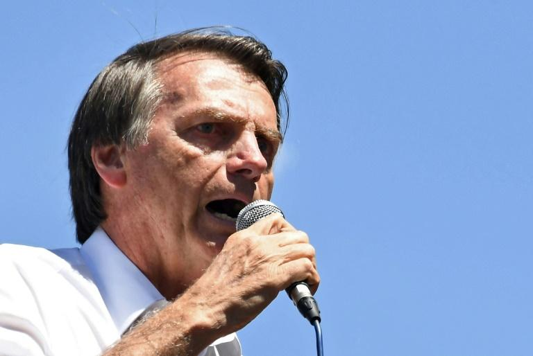 39% faz Bolsonaro Presidente