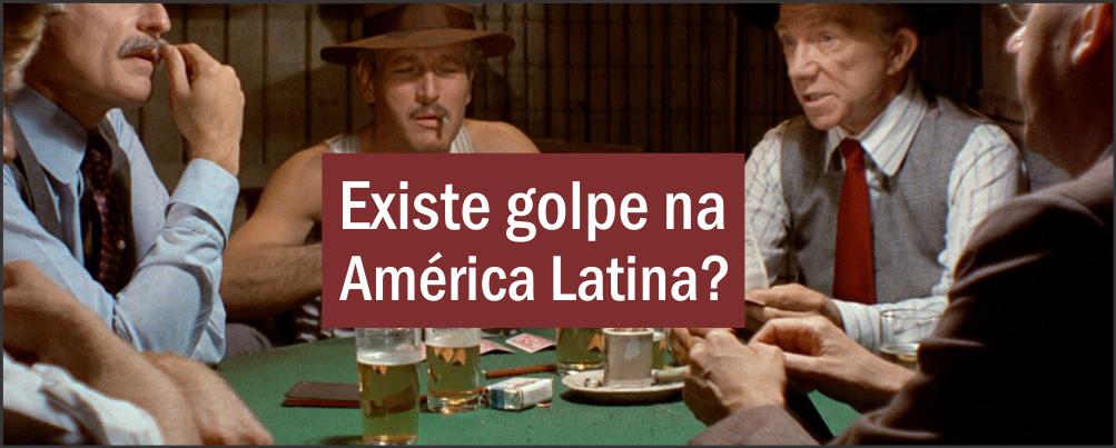 Existe golpe em toda a América Latina?
