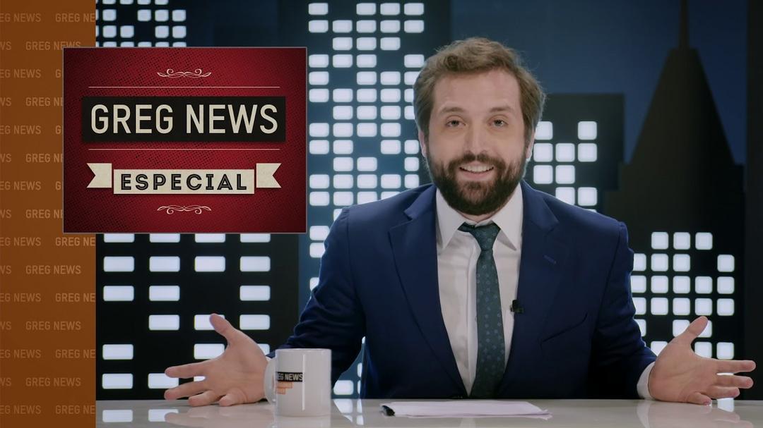 Greg News quer provar que Bolsonaro é comunista!
