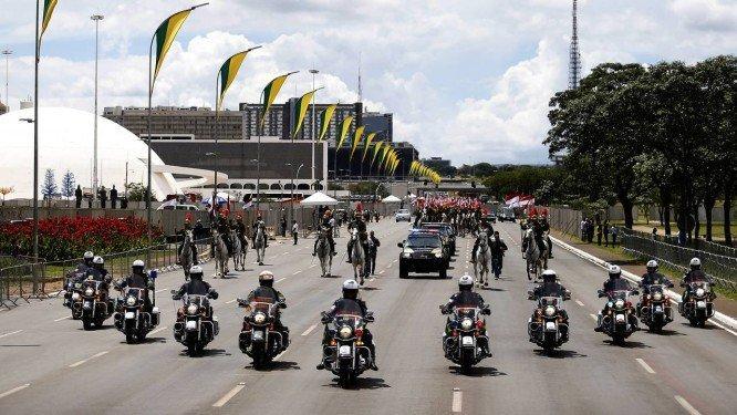Posse de bolsonaro é o novo Estado brasileiro