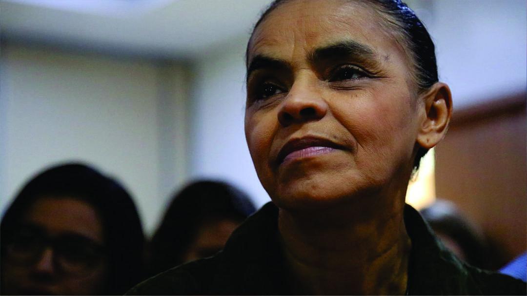 Marina Silva poderá ser a próxima presidente do Brasil