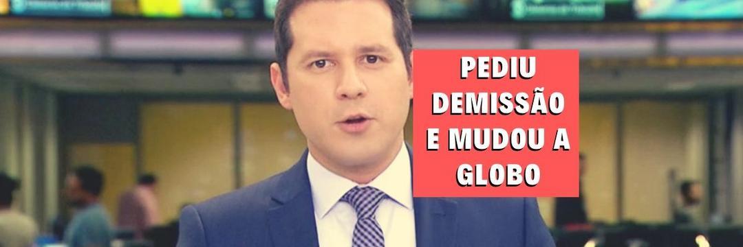 Dony De Nuccio pede demissão por suspeita de falta de ética no jornalismo