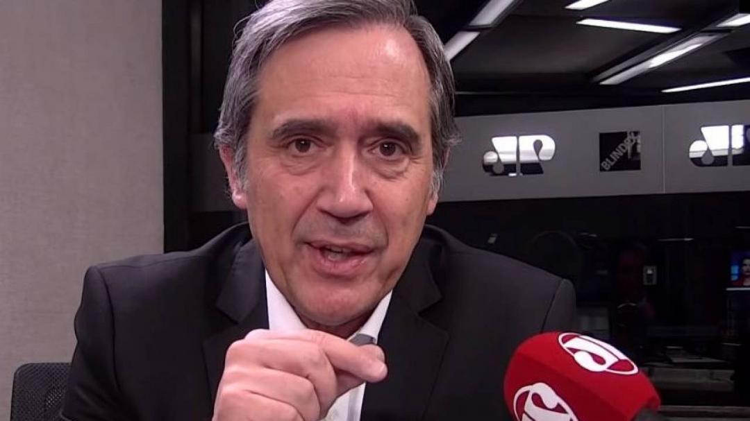 Queda de Villa na Jovem Pan tem nome: Olavo de Carvalho!