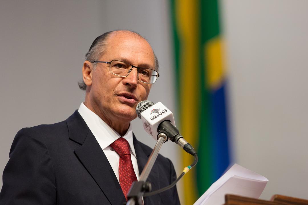 Geraldo Alckmin ainda está no páreo nestas eleições 2018