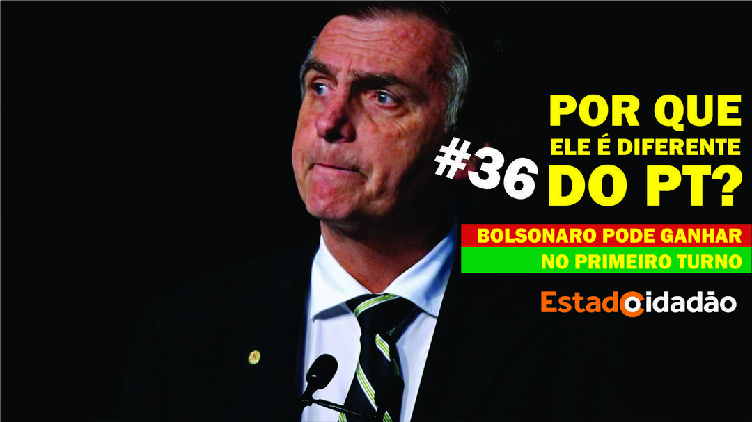 Por que Bolsonaro é diferente do PT?