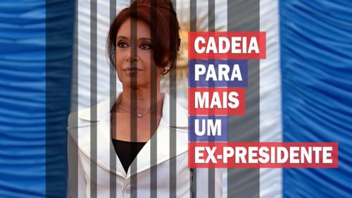 Cadeia para mais um ex-presidente da América Latina