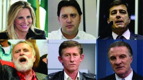 Debate da BAND TV para o governo do Estado do Paraná deixou a desejar em tudo