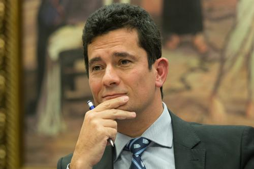 Sérgio Moro é maior que a retórica dos condenados